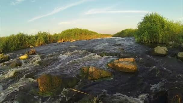 Rohanó folyó