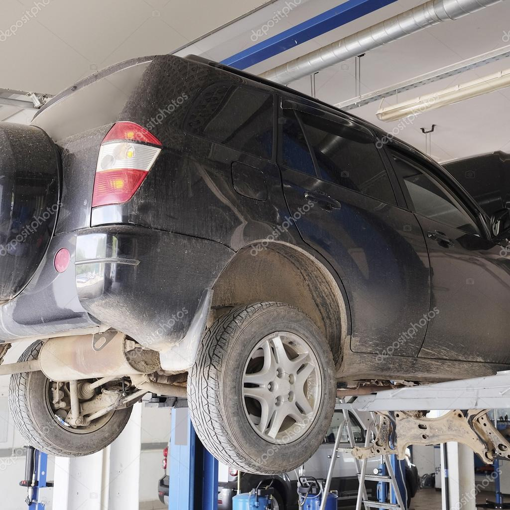 Interieur van diller auto center – Redactionele stockfoto © uatp12 ...