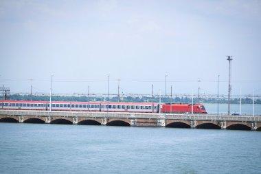 railway bridge in Venice