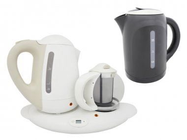 Electric kettle and teapot