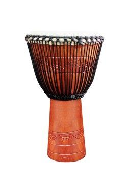 Ethnic african drum