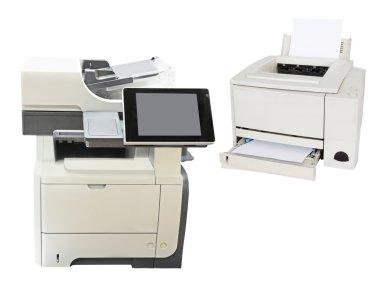 Professional printing machines