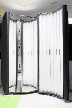 Vertical Solarium  in  salon