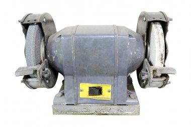 Bench grinder equipment