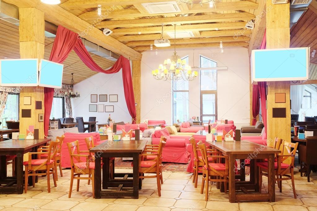 Interieur eines modernen Café oder bar — Stockfoto © uatp12 #73818753