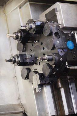 metal-working machine object