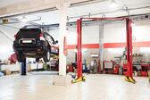 autó-kereskedő javítási állomás a tula