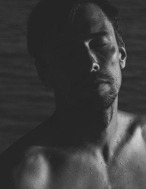 Male Model Portrait