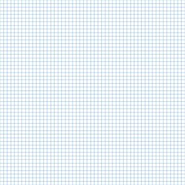 White squared graph paper