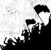 Fényképek Labdarúgás rajongók tömeg