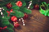 Fotografie Weihnachten Urlaub Tanne