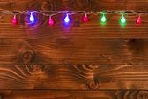 Luci di Natale ghirlanda