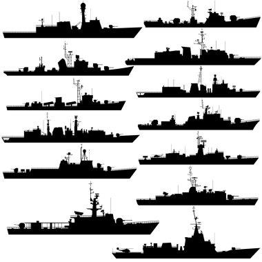 Frigates and corvettes-1