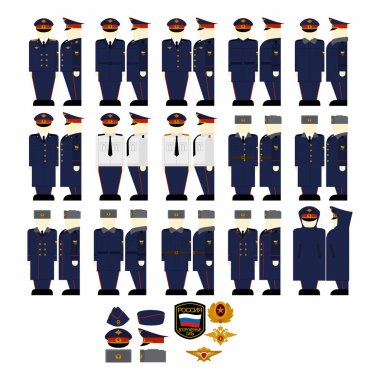 Fancy Dress Uniform of the Ministry of Justice