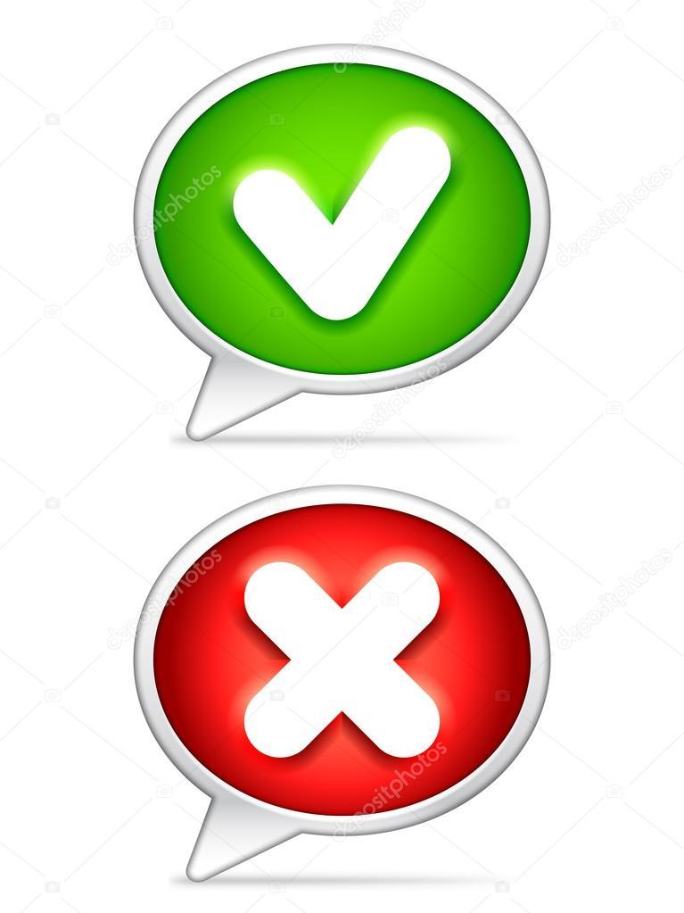 Check Mark Symbols Stock Vector Timurock 90271982