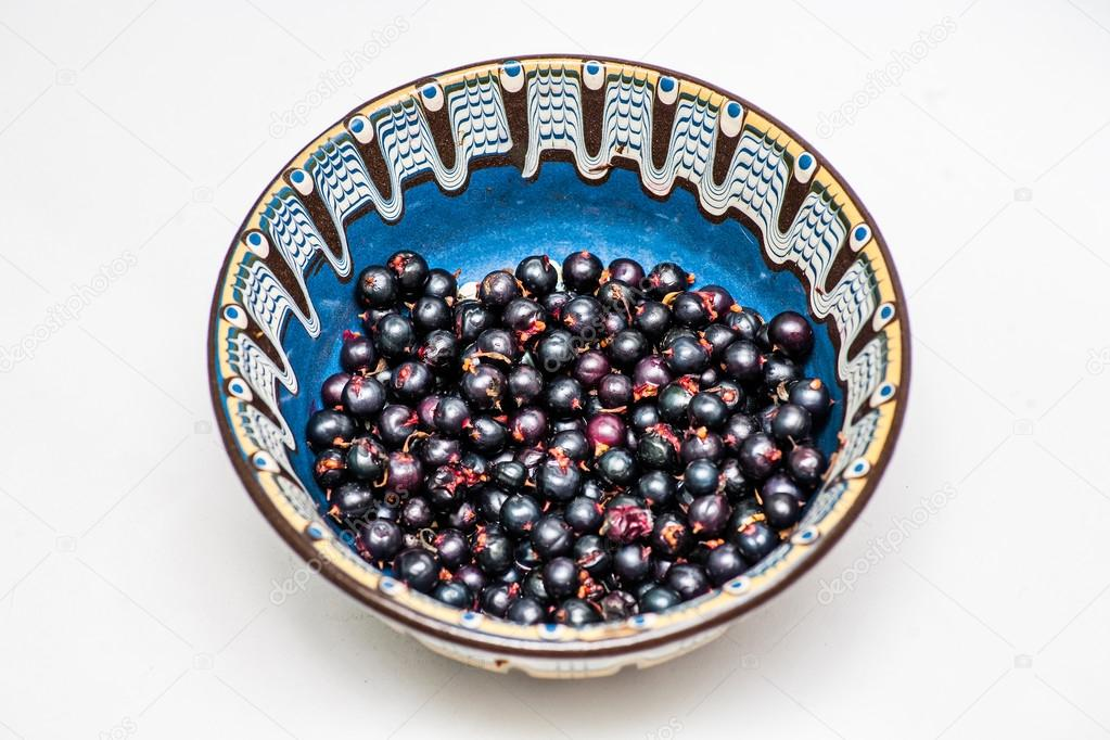 bilberries in small ornate bowl stock photo mettus 104630526