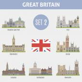 Photo Famous Places cities in the UK