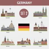 berühmte orte städte in deutschland