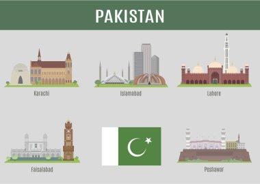 Cities in Pakistan