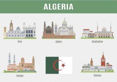 Cities in Algeria