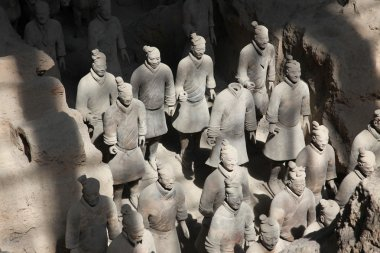 :The Terracotta Army or the