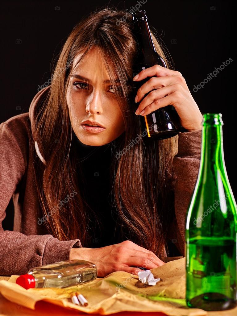 Фотки пьющих девушек