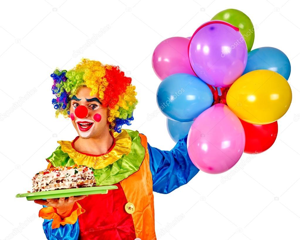 Поздравления клоуном для дня рождения