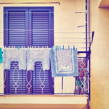 Balcony in Palermo