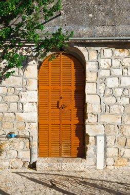 Metal Door in Israel