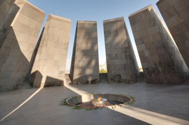 Monument to the victims of genocide of Armenians