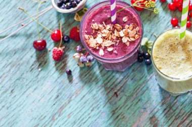 organic detox smoothie