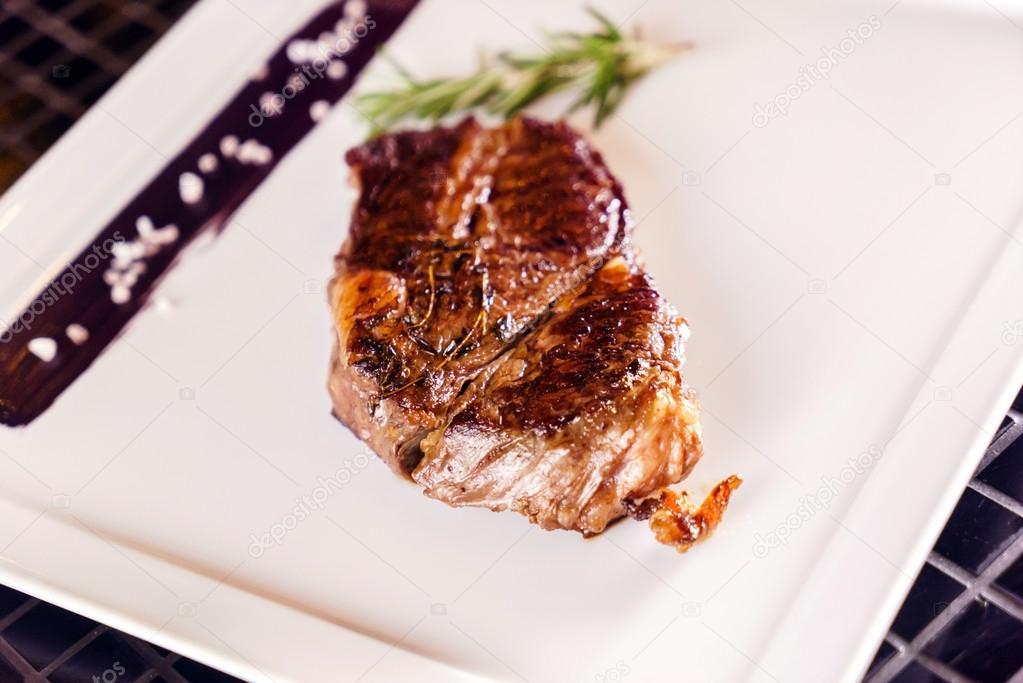 lekkere steak