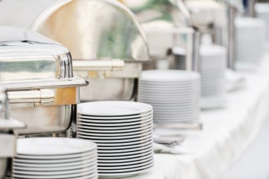 fresh catering tableware