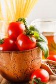 Photo Fresh tomatoes