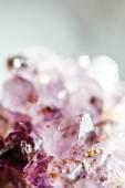 Fényképek nyers amethyst rock