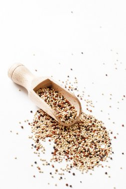 Quinoa seed grains