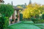 Fotografie schöne Luxus-villa