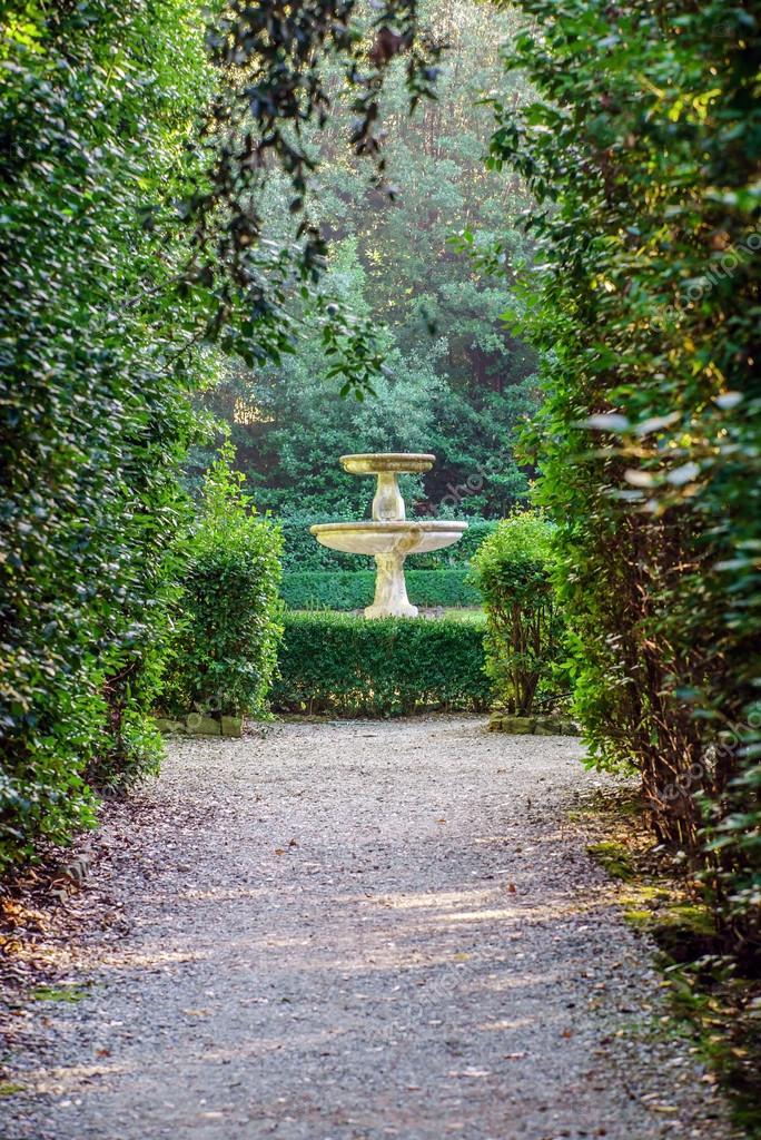 Boboli Gardens. Florence — Stock Photo © Shebeko #89791284