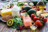 Výběr zdravých potravin