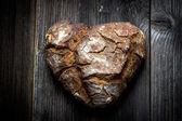 Fotografie Čerstvě upečený chléb tmavý