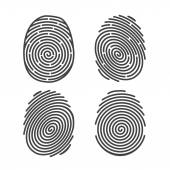 Fotografia impronte digitali