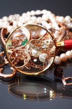 Jewelry Set Macro