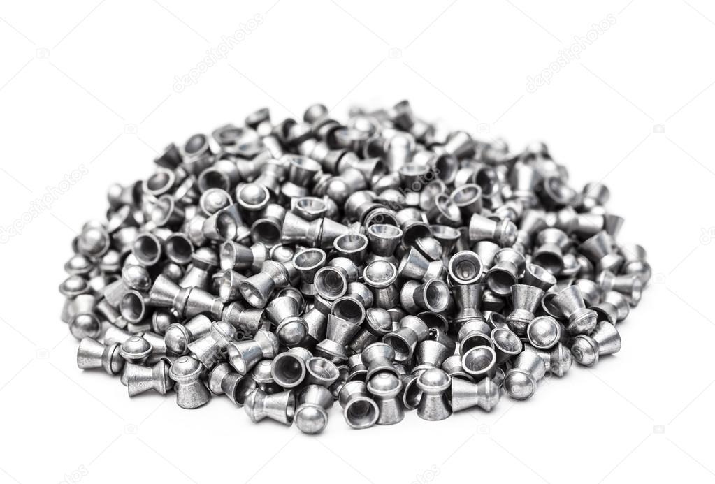 The Air gun bullets — Stock Photo © irogova #79539864