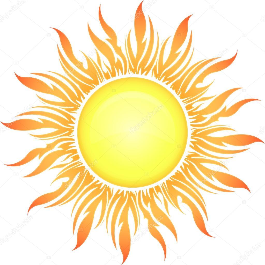 Bright sun symbol i stock vector antonshpak 98892308 bright sun symbol i stock vector buycottarizona Images