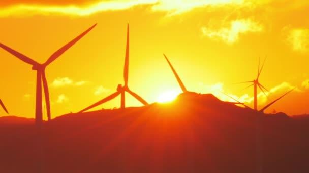 rotační zdroje větrných zdrojů