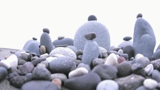 Zen jako kameny věží