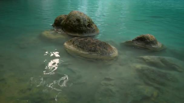 Zen-like nature background of stones