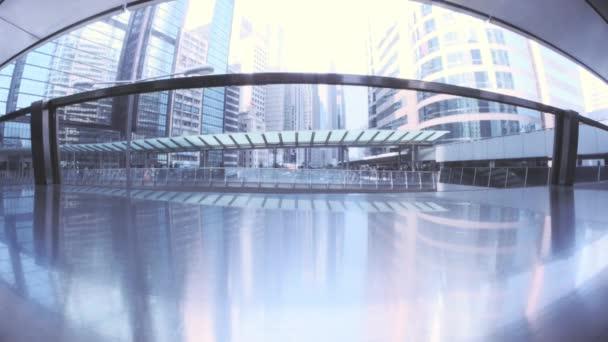 Moderní architektura asijské metropole