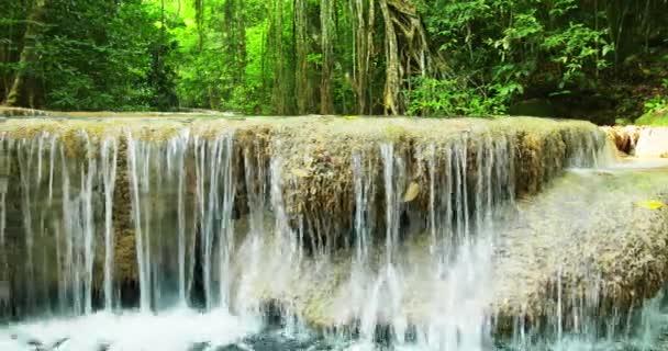 Vodopád v národní park v Thajsku