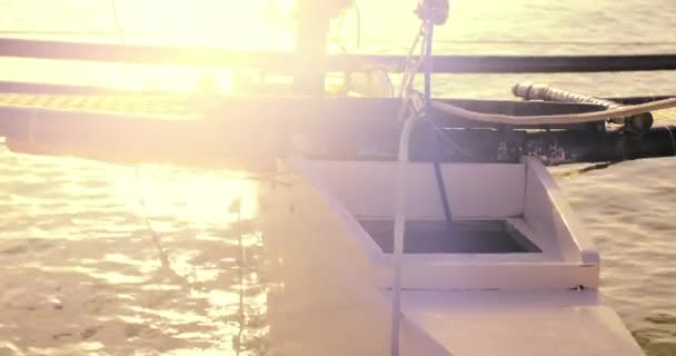 sail boat yacht on sea shore